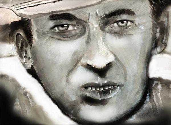 Jimmy Stewart by brainfree